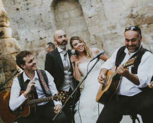 Live Music for Weddings in Italy Tuscany Umbria