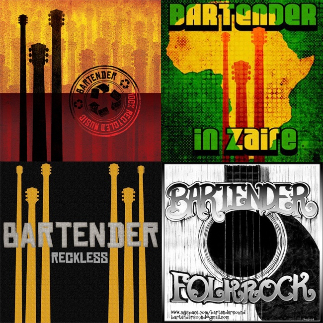 Bartender Band Albums