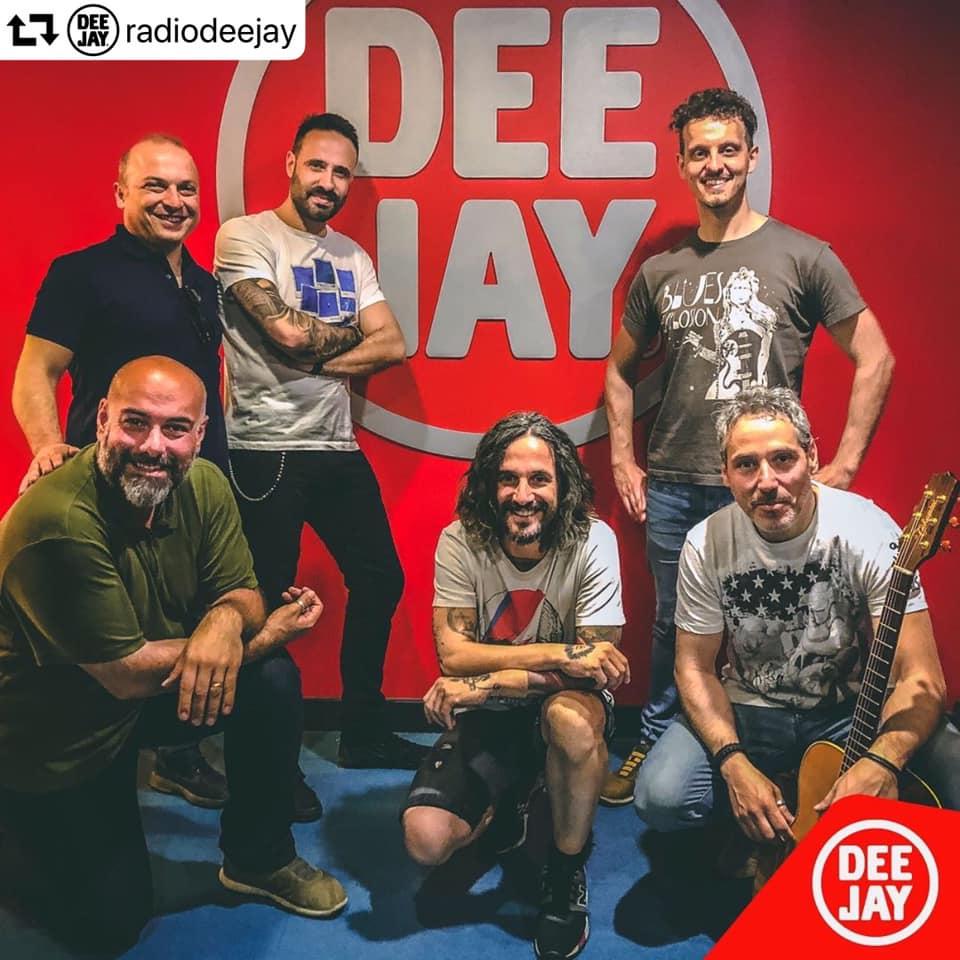 Radio DeeJay Bartender Musica dal vivo